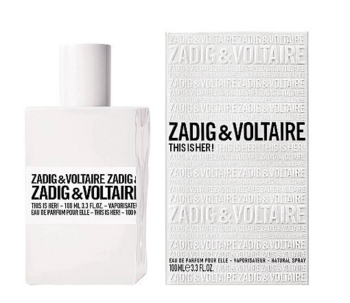 Zadig   Voltaire This Is Her! parfumovaná voda dámska 30 ml