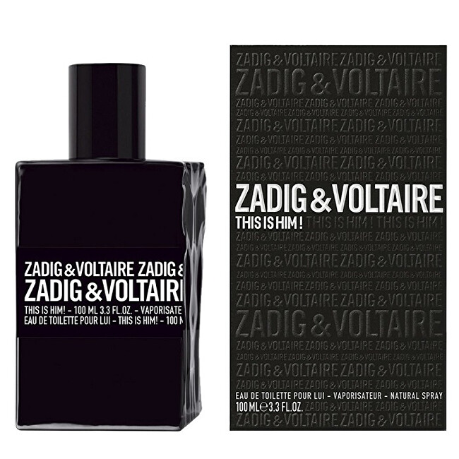 Zadig   Voltaire This Is Him - EDT 50 ml