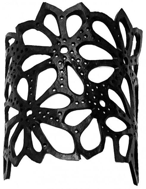 ARTcycleBALI Květinový náramek Kecil Flower Dots BR_012 15,5 cm