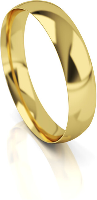 Art Diamond Pánský snubní prsten ze zlata AUG314 64 mm