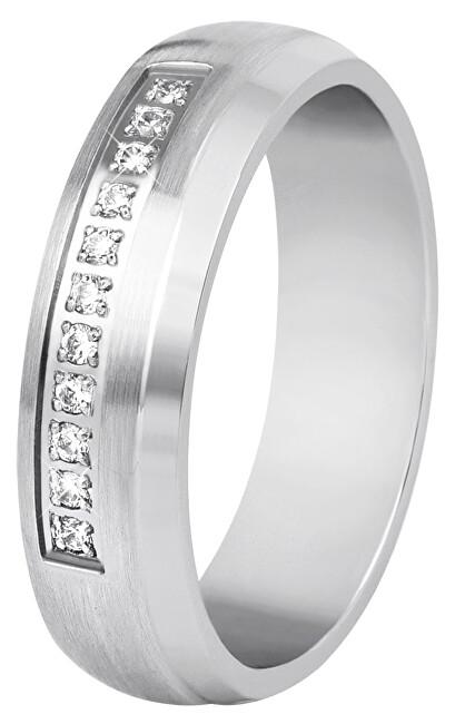 Beneto Dámsky snubný prsteň z ocele SPD03 49 mm