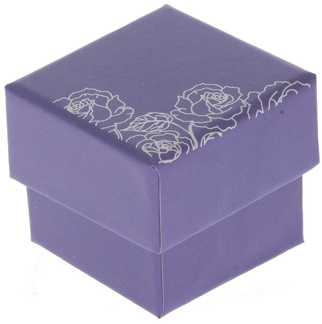 Beneto Darčeková krabička na prsteň K-SF-014-V