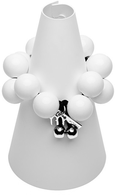 #ballsmania Originální náramek B116 11-4800 Bianco