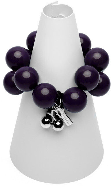 #ballsmania Originální náramek B116 19-3617 Viola Misterioso