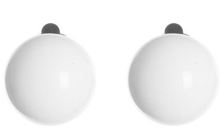 #ballsmania Originální náušnice O154 11-4800 Bianco