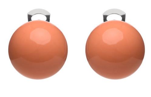 #ballsmania Originální náušnice O154 15-1334 Corallo