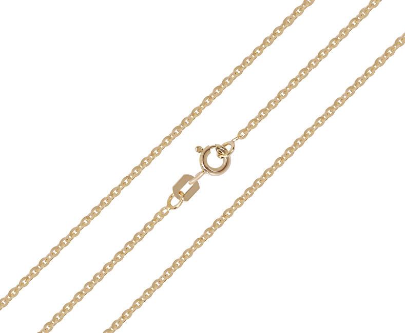 Brilio Lanț de aur frumos 50 cm 271 115 00369