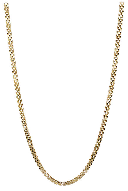 Brilio Stylový zlatý řetízek 42 cm 271 115 00221 - 11,45 g