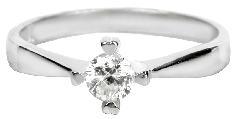 Brilio Zásnubní prsten 226 001 01016 07 - 1,50 g 56 mm