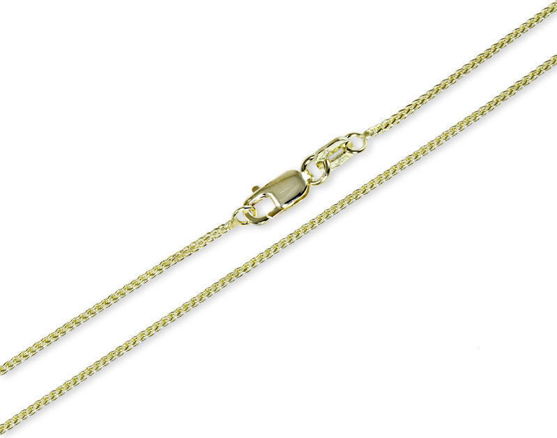 Brilio Zlatý řetízek 42 cm 271 115 00237 - 1,75 g