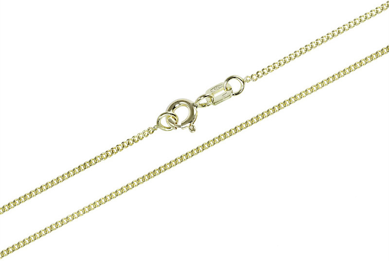 Brilio Zlatý řetízek 42 cm 271 115 00254 - 2,20 g