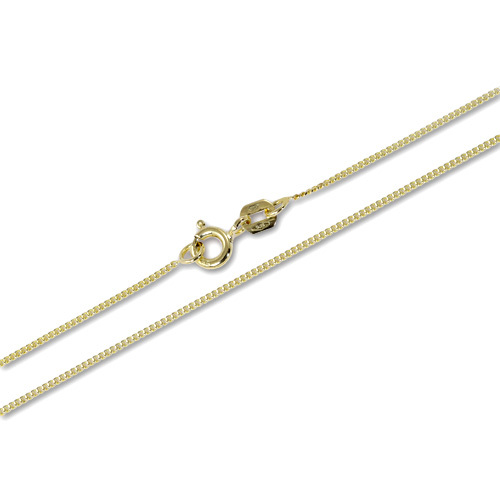 Brilio Zlatý řetízek 45 cm 271 115 00235 1,65 g