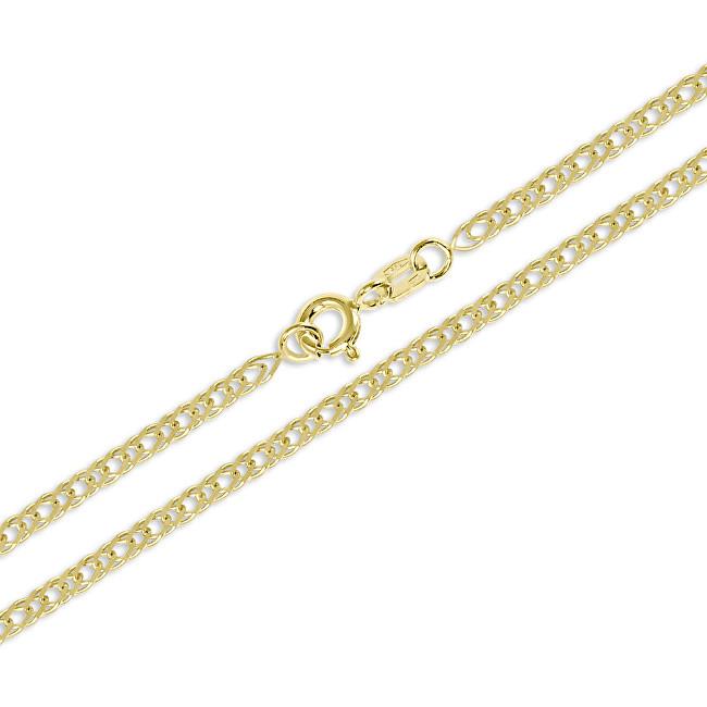 Brilio Dámsky retiazka zo žltého zlata 45 cm 271 115 00090 - 3,55 g