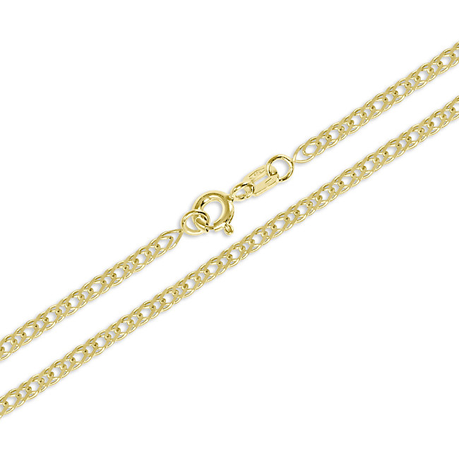 725a33c20 Hodinky Brilio Dámsky retiazka zo žltého zlata 45 cm 271 115 00090 ...