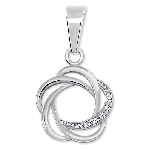 440a7bf6dc51 Brilio Silver Originálne strieborný prívesok pre ženy 446 001 00374 04 - 0