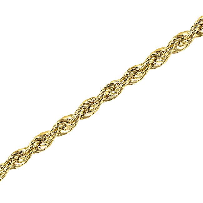 Brilio Silver Lant de argint placat cu aur Lambada 42 cm 471 086 00144 05 - 14.85 g