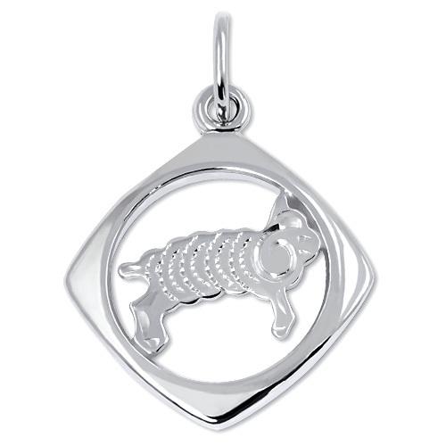 Brilio Silver Stříbrný přívěsek Beran 441 001 00872 04 - 1,13 g