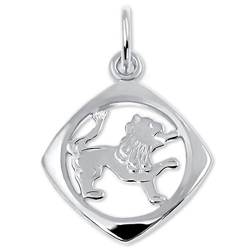 Brilio Silver Stříbrný přívěsek Lev 441 001 00872 04 - 1,13 g