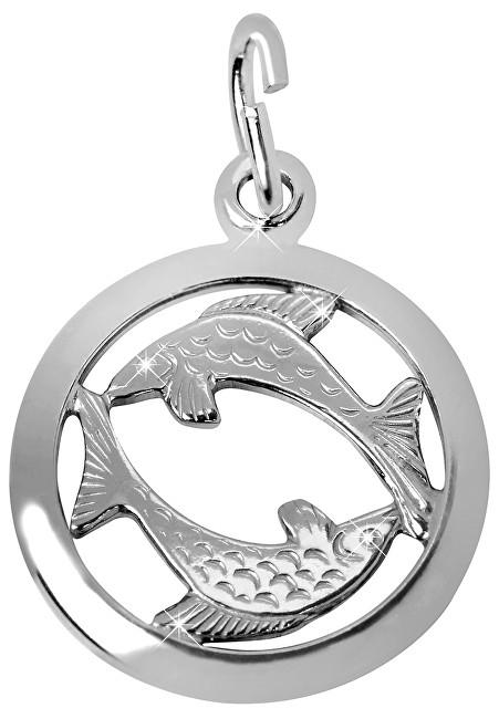 Brilio Silver Stříbrný přívěsek Ryby 441 001 00612 04 - 0,98 g