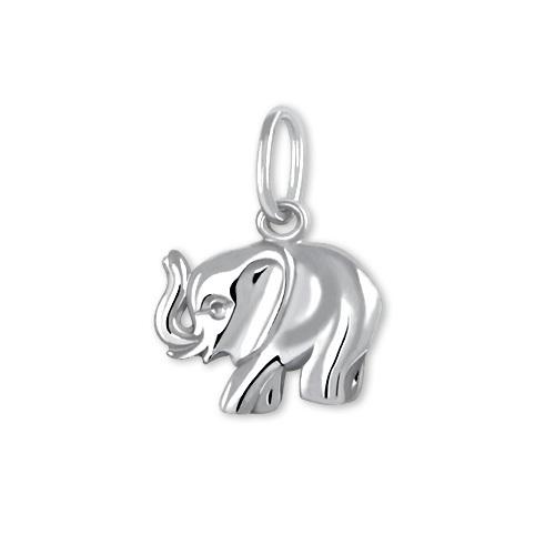 Brilio Silver Stříbrný přívěsek Slon 441 001 01578 04 - 0,54 g