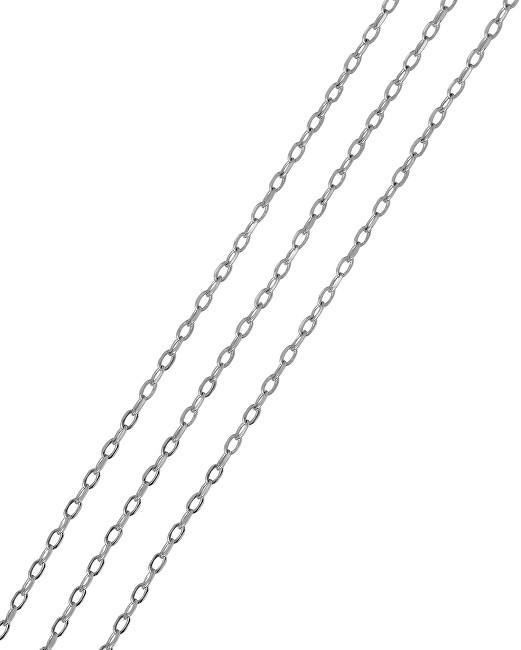 Brilio Silver Lanț de argint Anker 42 cm 471 115 00004 04 - 1.48 g