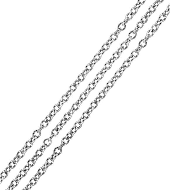Brilio Silver Lanț de argint Anker 50 cm 471 086 00152 04 - 3.40 g