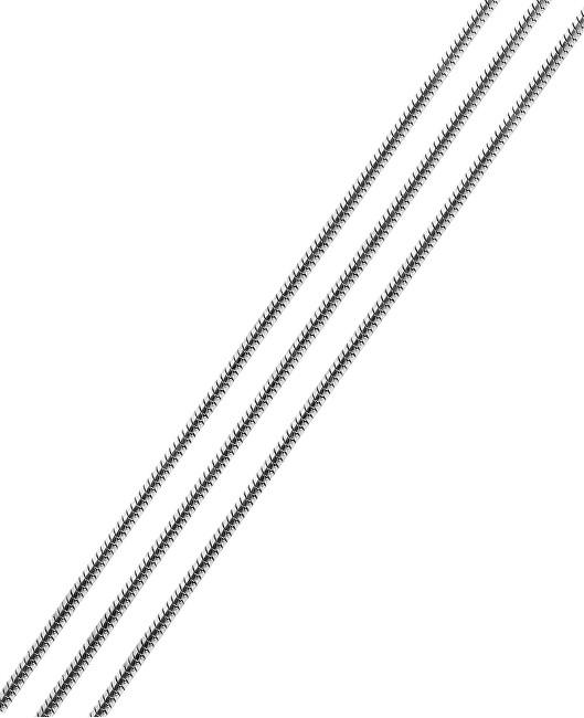 Brilio Silver Lanț de argint Hádek 38 cm 471 935 00188 - 3,37 g