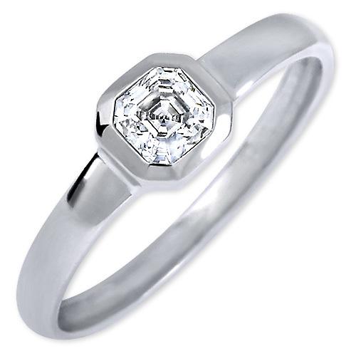 fc04228f1 Brilio Silver Strieborný zásnubný prsteň 426 001 00509 04 - 1,27 g 56 mm