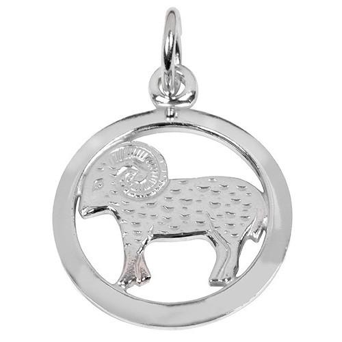 Brilio Silver Stříbrný přívěsek Beran 441 001 00612 04 - 0,98 g