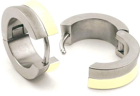 Boccia Titanium Náušnice z titanu 0511-01