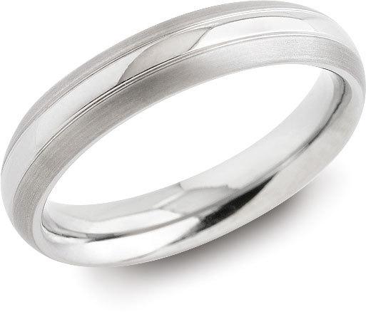 Boccia Titanium prsteň 0131-01