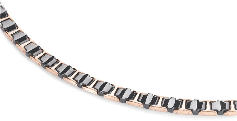 Boccia Titanium Keramicko-titanový náhrdelník 0867-04
