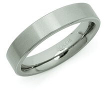 Boccia Titanium Titanový snubní prsten 0121-03 55 mm