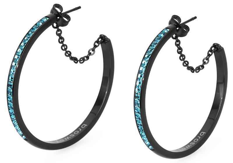 Brosway Ocelové náušnice kruhy Ear Tring BER24