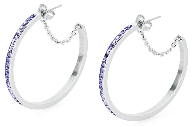 Brosway Ocelové náušnice kruhy Ear Tring BER26