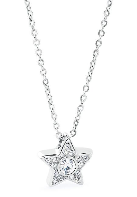 Brosway Ocelový náhrdelník s hvězdou Epsilon BEO02