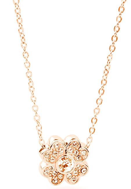Brosway Oceľový náhrdelník sa štvorlístkom Epsilon BEO05