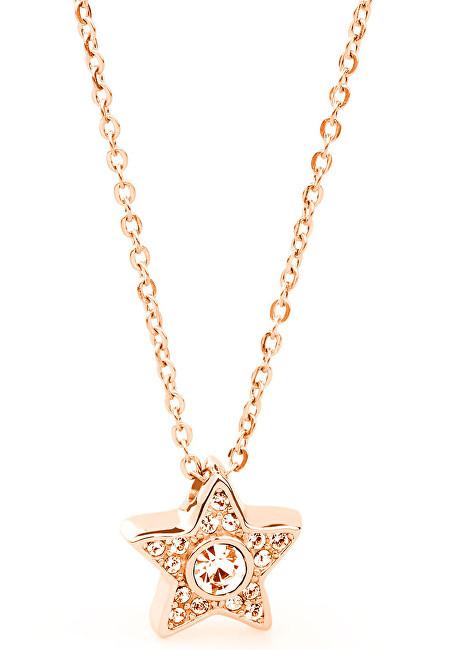 Brosway Ocelový náhrdelník s hvězdou Epsilon BEO06