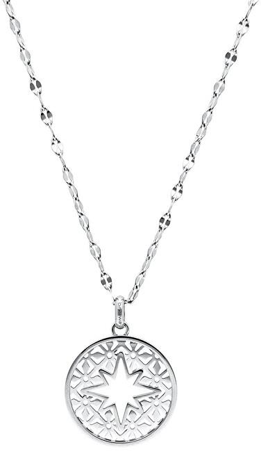 51d852317 Brosway Štýlový oceľový náhrdelník Trés Jolie BTJMS693