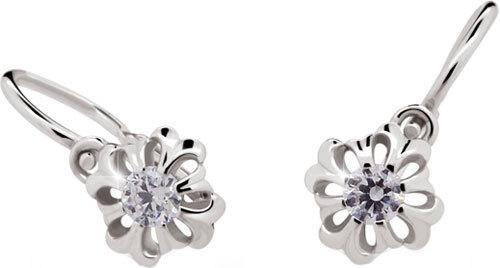 Cutie Diamonds Dětské náušnice Barunka ND2208