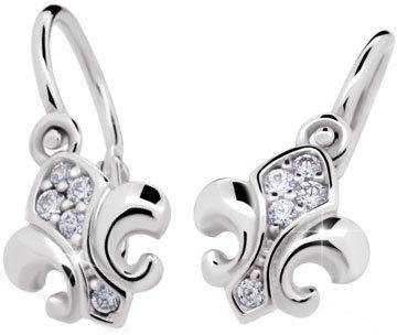 Cutie Diamonds Dětské náušnice Boženka ND2219