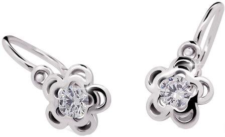 Cutie Diamonds Dětské náušnice Karolínka ND2204