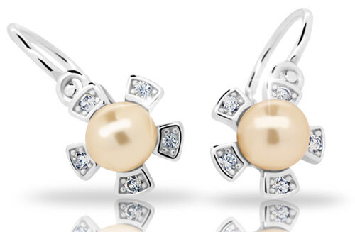 Cutie Jewellery Dětské náušnice C2395-10-C1-S-2