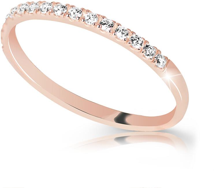 Cutie Jewellery Krásny trblietavý prsteň Z6739-10-X-4