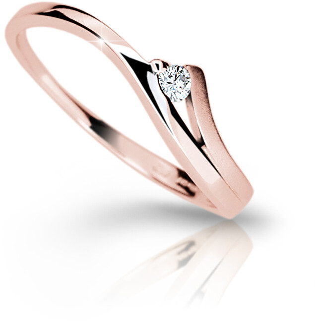 Cutie Jewellery Krásny zásnubný prsteň Z6818-1718-10-X-4