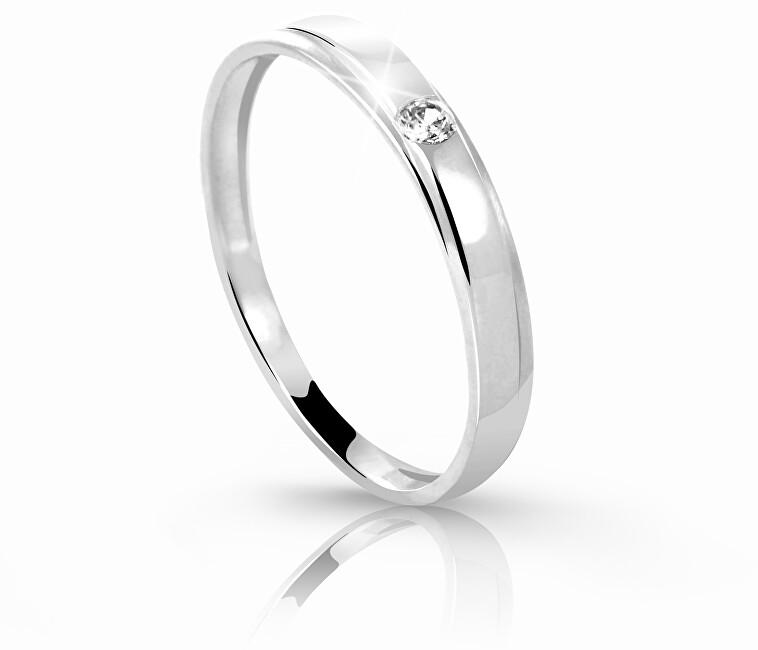 Cutie Jewellery Nežný prsteň Z6707-1617-10-X-2