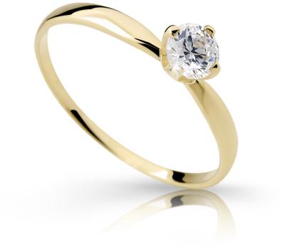 Cutie Jewellery Něžný prsten Z6726-2365-10-X-1 52 mm
