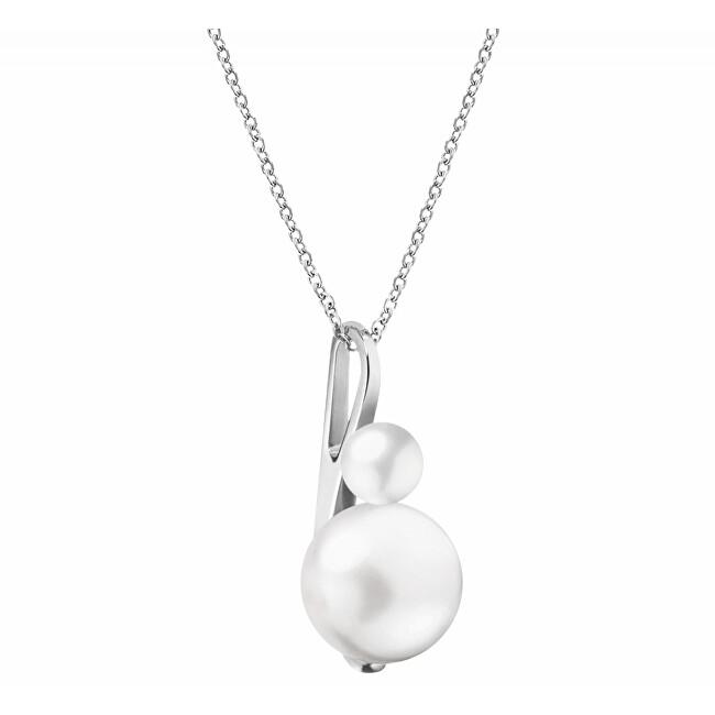 Calvin Klein Dlhý náhrdelník s perlovým príveskom Jazzy KJCEMP040100 (retiazka, prívesok)