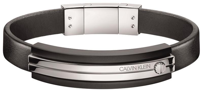 0f8d59094 Calvin Klein Pánsky náramok Mighty KJ8AMB290100