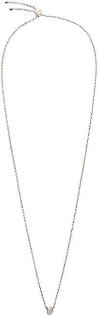 Calvin Klein Oceľový náhrdelník s trblietavým príveskom Brilliant KJ8YMN040100